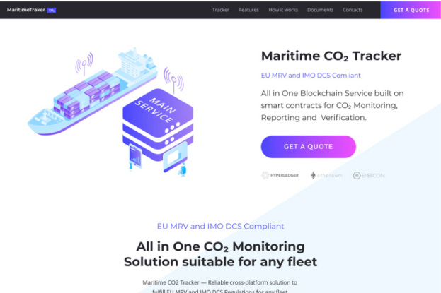 Maritime CO2 Tracker